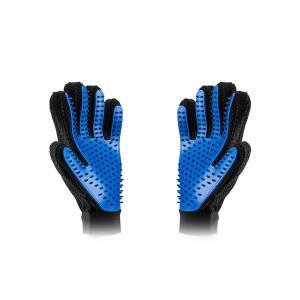 グルーミング グローブ 犬 猫 ペット マッサージ お風呂 ブラッシング 手袋 cat dog Grooming Glove|rebias