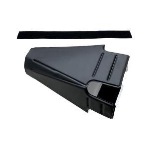 一眼レフ ストロボ用 スヌート 集中 照射 ディフューザー カメラ 光 マジックテープ式 rebias