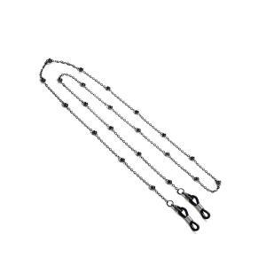 メガネ チェーン エレガント ボール 眼鏡 ストラップ GLASSES CHAIN|rebias