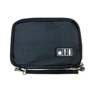 オーガナイズバッグ デジタル機器 バッグ ケース iphone android スマホ ipad タブレット ケーブル 周辺機器 充電器|rebias