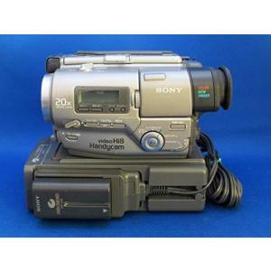 (中古品)ソニー CCD-TR2 8mmビデオカメラ(8mmビデオデッキ) ハンディカム Video...