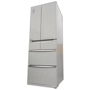 (中古品) 三菱電機 401L以上冷蔵庫 クリスタルホワイト MR-WX53Z-W  【メーカー名】...