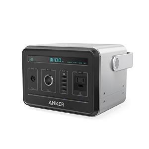 (中古品) Anker PowerHouse (ポータブル電源 434Wh / 120600mAh)...
