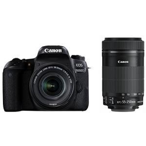 (中古品) Canon デジタル一眼レフカメラ EOS 9000D ダブルズームキット EF-S18...
