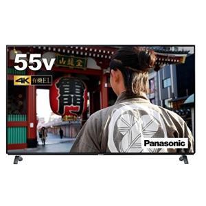 (中古品)パナソニック 55V型 有機EL テレビ ビエラ TH-55EZ950 4K USB HD...