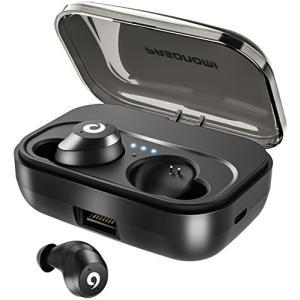 (中古品) [Bluetooth5.0進化版] IPX7完全防水 Bluetooth イヤホン 完全...