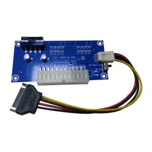 マルチ 同期 電源 スターター ボード ATX 24ピン PSU デュアル パワー
