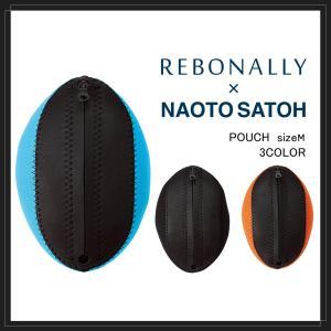 ネオプレンレザー ポーチM /ポーチ スポーツ 耐熱 耐寒 クッション性 軽量メンズ レディース プレゼント 正規品|rebonallyshop
