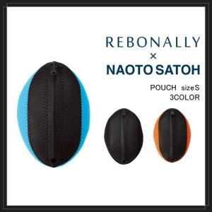 ネオプレンレザー ポーチS /ポーチ スポーツ 耐熱 耐寒 クッション性 軽量 メンズ レディース プレゼント 正規品|rebonallyshop