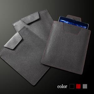 レザータブレットシングルポーチ/全3色/本革 包装 ラッピング 人気 プレゼント 正規品 rebonallyshop