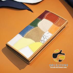 ロングウォレット 長財布_本革 メンズ レディース プレゼント ギフト ペア 日本製 2つ折り 正規品|rebonallyshop
