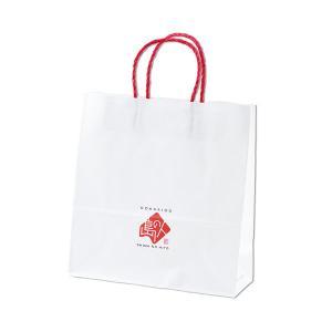 島の人 オリジナル 手提げ 紙袋 小サイズ 贈答 ギフト|rebun