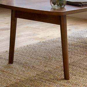 折りたたみ テーブル Tomte 北欧 ヴィンテージ インダストリアル ブラウン 木製 ウォールナット/即日出荷可能/ポイント10倍|receno