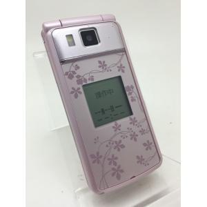 【au】簡単ケータイ KY005 ピンク|reco