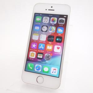 【docomoSIMロック】iPhone5S 32GB シルバー ME336J/A|reco