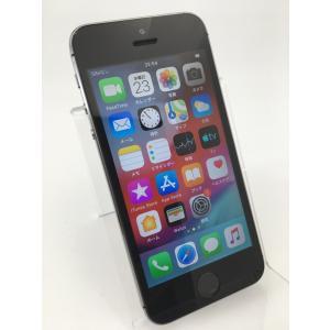 【docomoSIMロック】iPhone5S 64GB スペースグレイ ME338J/A|reco