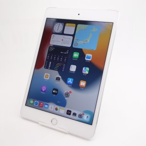 【7.9インチ】iPad mini 4 128GB シルバー Wi-Fi+Cellulerモデル SIMフリー #15641|reco