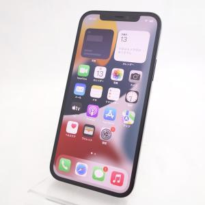 【SIMフリー】iPhone12 128GB ブラック MGHU3J/A|reco