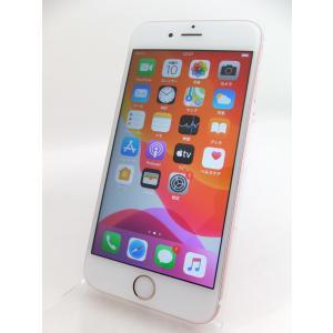 【SIMフリー】 iPhone6S 128GB ローズゴールド MKQW2J/A #5404