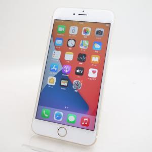【SIMフリー】 iPhone6S Plus 16GB ゴールド 3A534J/A #3460
