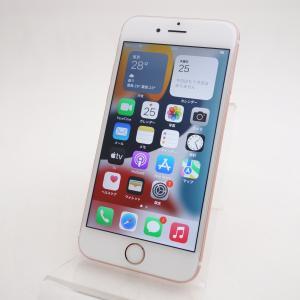 品 白ロム SIMフリー iphone 6s 32gb rosegold ローズゴールド  docomo simロック解除  Apple/アップル  アイフォン  MN122J/A  A1688