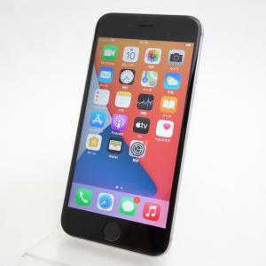 【SIMフリー】 iPhone6S 64GB スペースグレイ MKQN2J/A #3517|reco