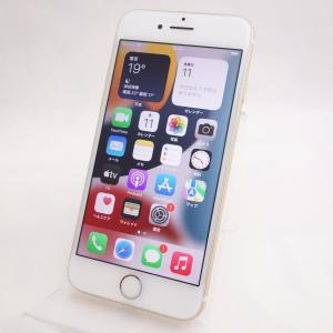 【SIMフリー】 iPhone7 128GB ゴールド MNCM2J/A #3970