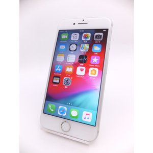 【SIMフリー】 iPhone7 128GB シルバー MNCL2J/A #4858