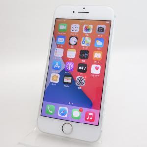 【SIMフリー】 iPhone7 128GB シルバー MNCL2J/A