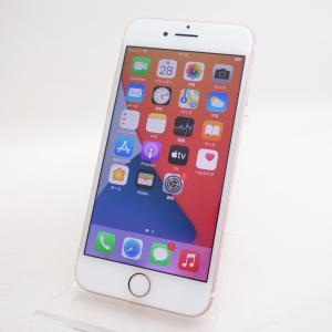 【SIMフリー】 iPhone7 32GB ローズゴールド MNCJ2J/A #4432
