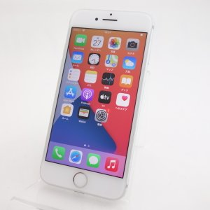 【SIMフリー】 iPhone7 32GB シルバー MNCF2J/A #3933