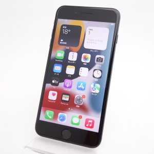 【SIMフリー】 iPhone7 Plus 128GB ブラック MN6F2J/A|reco