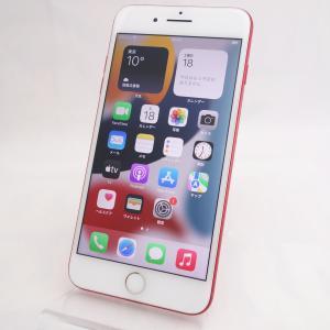 【SIMフリー】 iPhone7 Plus 128GB レッド MPR22J/A reco