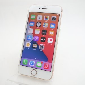 【SIMフリー】 iPhone8 256GB ゴールド MQ862J/A #2794|reco