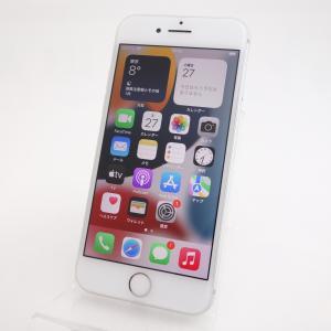 【SIMフリー】 iPhone8 256GB シルバー MQ852J/A #5348