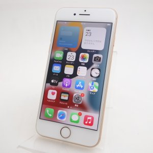 【SIMフリー】 iPhone8 64GB ゴールド MQ7A2J/A #11425