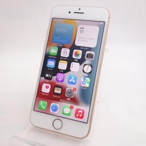 【SIMフリー】 iPhone8 64GB ゴールド MQ7A2J/A #14442|reco