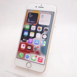 【SIMフリー】 iPhone8 64GB ゴールド MQ7A2J/A #13771|reco