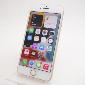 【SIMフリー】 iPhone8 64GB ゴールド MQ7A2J/A #3284|reco