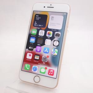 【SIMフリー】 iPhone8 64GB ゴールド MQ7A2J/A #13579|reco