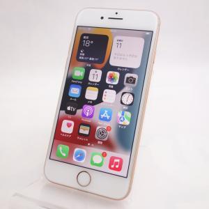 【SIMフリー】 iPhone8 64GB ゴールド MQ7A2J/A #5735