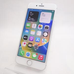 【SIMフリー】 iPhone8 64GB シルバー MQ792J/A #14308|reco