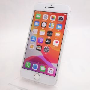 【SIMフリー】 iPhone8 64GB シルバー MQ792J/A #5720