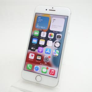 【SIMフリー】 iPhone8 64GB シルバー MQ792J/A #14456|reco