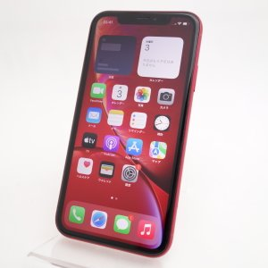 【SIMフリー】 iPhoneXR 64GB レッド MT062J/A|reco
