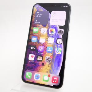 キャンペーン    au iPhone Xs 64GB  シルバー  MTAX2J/A 白ロム Apple 5.8インチ