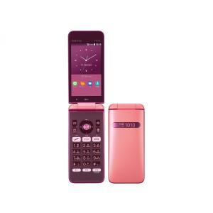 【SIMフリー】 GRATINA ピンク KYF37 SIMロック解除済み|reco