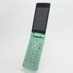 【SIMフリー】AQUOSケータイ3 806SH グリーン Y!mobile版SIMロック解除品 reco