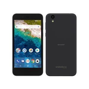【SoftBankSIMロック】Android One S3 S3-SH ネイビーブラック 新品未使用品 reco