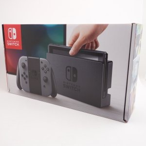 【Nintendo】Nintendo Switch Joy-Con (L) / (R) グレー reco